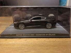 1:43 Aston Martin DBS - JAMES BOND COLLECTION - Quantum of Solace - FABBRI