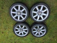 Mini Cooper S Wheels & Winter Tyres