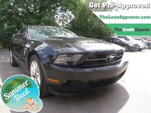 2011 Ford Mustang V6 * LEATHER * HEATED POWER SEATS * SAT RADIO