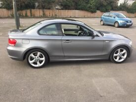 Bmw 1 series coupe cat d
