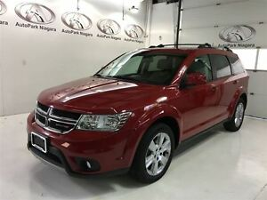 2012 Dodge Journey SXT / 7 PASSANGER / SUNROOF/ V6