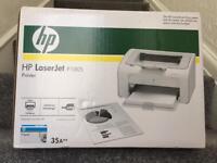 HP P1005 Black and White Laser Printer