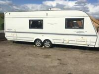 Coachman Laser 4 Berth 2004 Twin Wheel Caravan