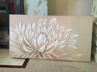 Next canvas painting