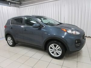 2019 Kia Sportage AWD SUV. ONE OF A LIMITED NUMBER OF BUYBACKS A
