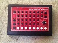 MFB-522 Drumcomputer analog drum machine