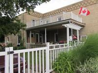 IN-LAW or DUPLEX IN ELMWOOD?  GREAT VALUE!!!