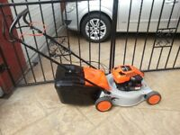 self propelled petrol lawnmower/lawn mower just had full service, starts 1st time Bargain £80