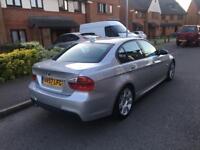 2007 BMW 3 Series 2,0 320d M Sport