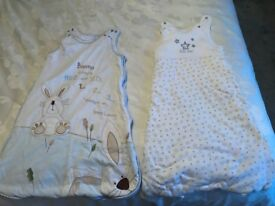 Used babies sleeping bags