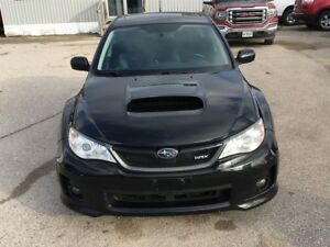 2012 Subaru WRX Limited | LEATHER | ROOF | AWD