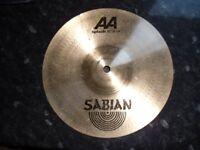 "sabian AA 10""splash with clamp arm"