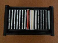 The Beatles Bread Bin Box Set of 15 original albums. 16 cds. Plus original 40-page colour booklet.