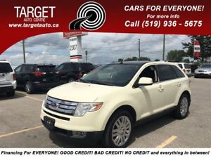 2008 Ford Edge Limited Fully Loaded; Leather, Roof and More