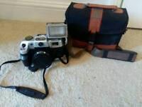Vintage Olympia Camera