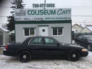 2011 Ford Crown Victoria Police Street Appearance, P71, 115KM