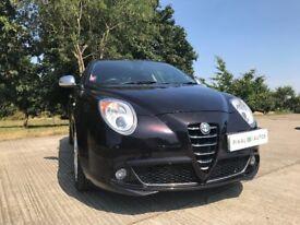 Alfa Romeo Mito Veloce - low miles. Many extras