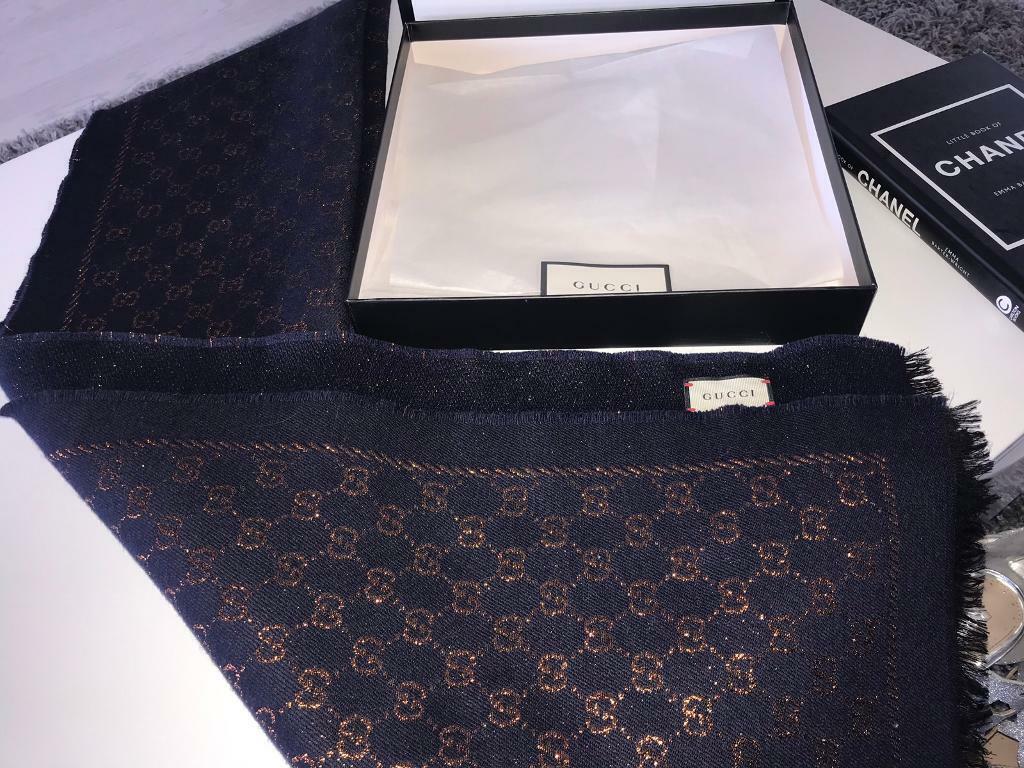 e69701c79f4 Gucci scarf