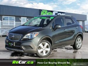 2016 Buick Encore AWD | BACK UP CAM | KEYLESS ENTRY