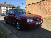 Volkswagen Golf automatic for sale, No corsa,polo,Renault,Nissan,ford focus,micra,Honda ,