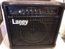 Laney guitar amp