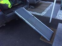 Solvit dog car ramp