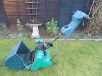 Qualcast Suffolk Punch 30S self propelled petrol lawnmower