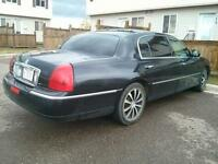 Lincoln Town car Call 7802153298