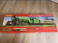 Hornby Flying Scotsman Train Set