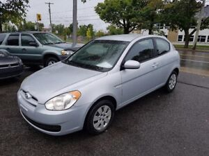 2010 Hyundai Accent BAS KILO, AUTOMATIQUE, GARANTIE 1 AN