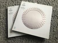 Round Mosaic Wall Mirror from Homebase *new **boxed