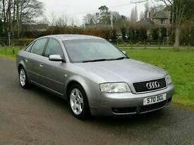 Audi A6 1.9 TDI SE Grey, 2004, MOT TIL OCT 17