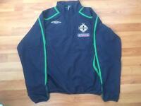 Northern Ireland 1/4 zip training jacket