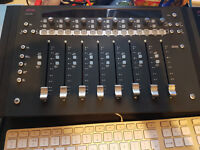 Avid Artist Mix and Transport DAW controllers