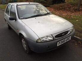 Ford Fiesta 1.3 petrol 1year mot drives very good great condition