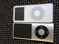 iPod Nano's