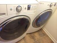 Almost New washer & dryer