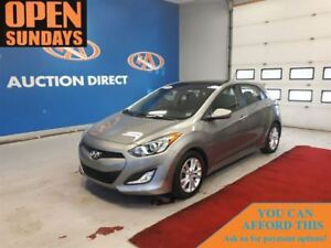 2013 Hyundai Elantra GT GT HUGE MOON ROOF! FINANCE NOW!