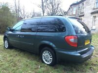 Chrysler Grand Voyager 7 Seater Automatic Diesel 33k Miles