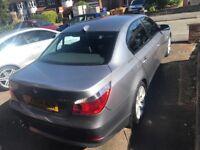 BMW 530i E60 04 Plate FSH Automatic