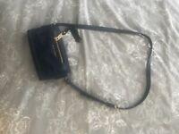 Genuine Marc Jacobs small blue across body handbag