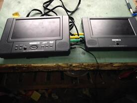 Car DVD player set for sale
