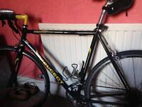 Vintage rare Peugeot competition racing/road bike 22inch