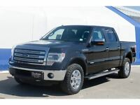2013 Ford F-150 Lariat navigation sunroof SYNC ECO BOOST