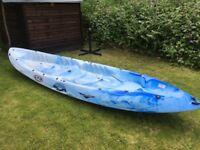 RTM Ocean Duo 2+1 kayak