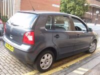 VW VOLKSWAGEN POLO 1.4 AUTOMATIC 2004 ### IDEAL FIRST CAR OR CHEAP RUN AROUND ### £1850 ONLY