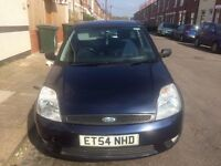FORD FIESTA 1.4 PETROL 5 DOOR BLUE 2005 £795
