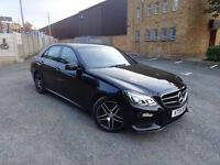 Mercedes-Benz E Class E250 Cdi Amg Night Edition Saloon Auto Diesel 0% FINANCE AVAILABLE