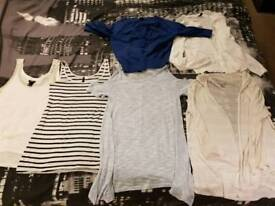 Summer H&M/New Look Bundle - Size 10 - 6 items