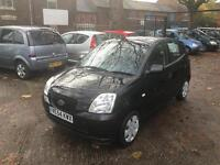 Kia Picanto 1.1 LX 2004 50,000 miles F/S/H 1 owner 6 months warranty